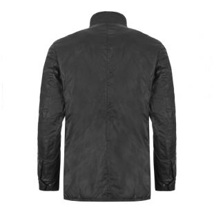 International Duke Wax Jacket - Black