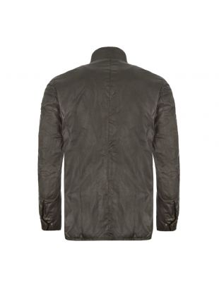 International Duke Wax Jacket - Sage