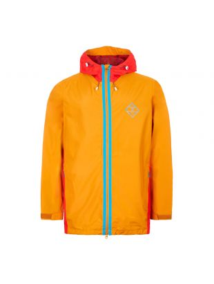 Barbour Beacon Jacket Earl | MWB0761 OR32 Orange / Red