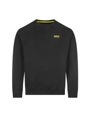 Sweatshirt Essential - Black