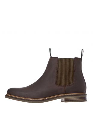 Barbour Farsley Boots | MFO0244 BR95 Choco