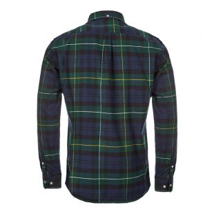 Check Shirt – Green