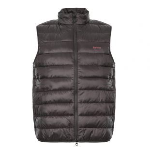 Barbour Bretby Gilet MGI0024|BK11In Black At Aphrodite Clothing
