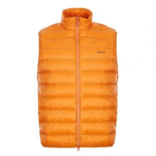 Barbour Bretby Gilet | MGI0024 OR51 Orange