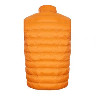 Bretby Gilet - Orange