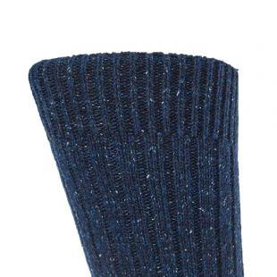 Socks – Houghton Navy / Grey