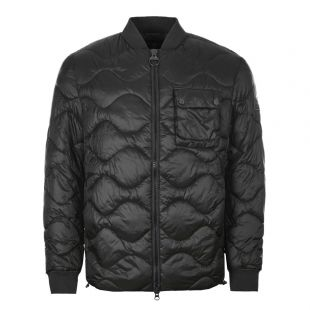 Barbour International Synon Jacket MQU1139|BK11 In Black At Aphrodite Clothing