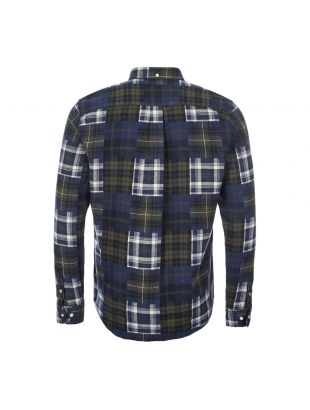 Beacon Check Shirt - Forest