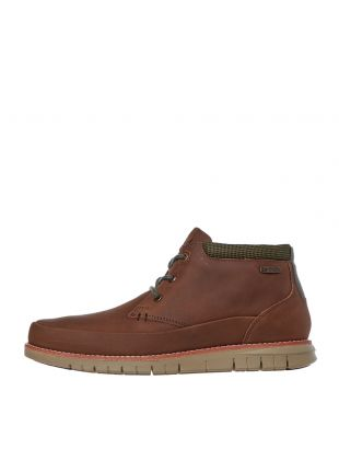 Barbour Nelson Boots | MFO0386 BR95 Choco