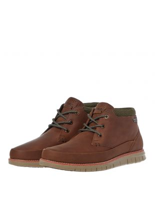 Nelson Boots - Choco