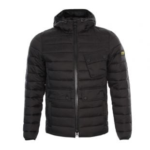 Barbour International Jacket Ouston MQU0712 BK91 Black