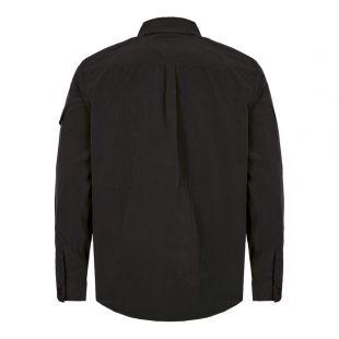 Askern Overshirt – Black