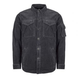 Barbour Beacon Askern Overshirt   MOS0055 NY91 Navy
