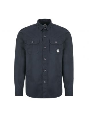 Barbour Beacon Overshirt RIPSTOP| MOS0080 NY91 Navy