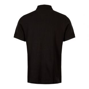 International Polo Shirt Logo – Black