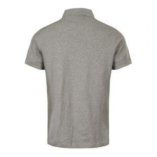 International Polo Shirt Logo – Grey