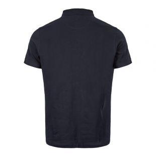 International Polo Shirt Logo – Navy