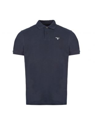 Barbour Polo Shirt |MML0358NY31 Navy