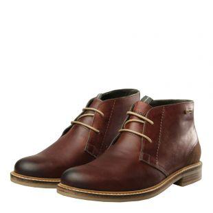 Boots - Brown Readhead