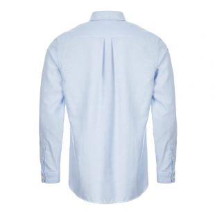 Shirt Oxford – Blue