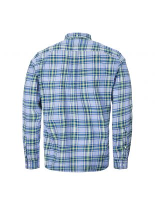 Shirt - Sky Blue Highland Check