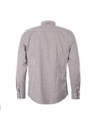Shirt Gingham - Merlot