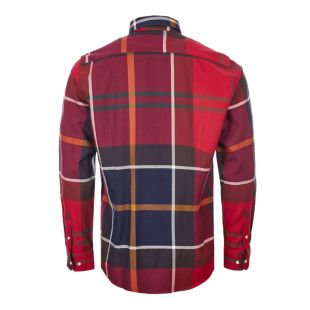 Dunoon Shirt – Red