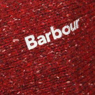Socks - Houghton Red