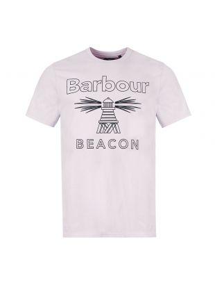 barbour t-shirt beacon MTS0660 PU11 purple