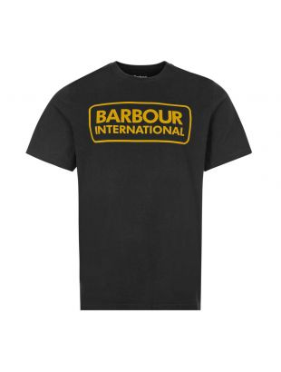 Barbour T-Shirt in Black MTS0369 BK31