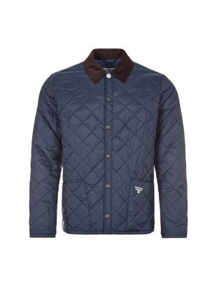 Beacon Jacket Starling Quilt - Navy