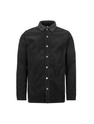 barbour tarn overshirt jacket MOS0071 BK31 black