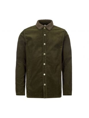 barbour beacon tarn overshirt jacket MOS0071 GN91 forest green