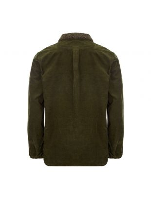 Beacon Tarn Overshirt Jacket - Forest Green
