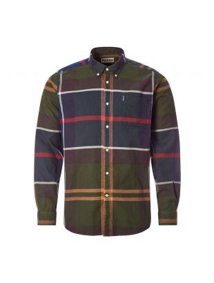 Barbour Shirt | MSH4817 TN11 Classic Tartan