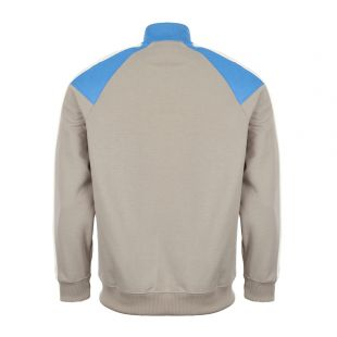 International Track Top Diode - Grey / Blue