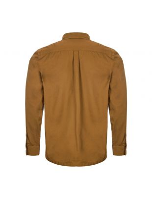 Beacon Overshirt - Camel