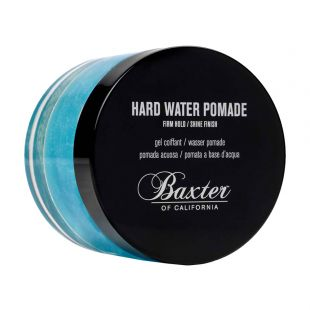 Hair Pomade Hard Water