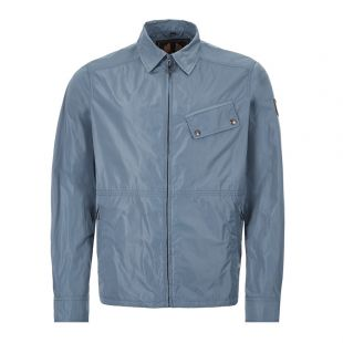 Belstaff Jacket | 71120222 C50N0453 80018 Racing Blue