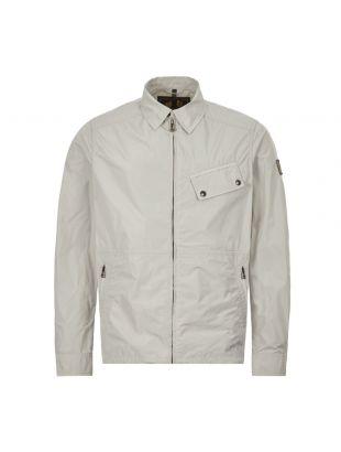 belstaff jacket camber | 71120222 C5N0453 90123 silver grey