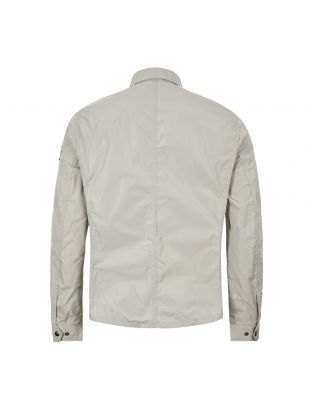 Jacket Camber - Silver Grey