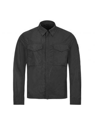 Belstaff Command Shirt | 71120263 C50N0453 90000 Black | Aphrodite