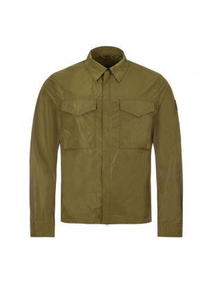 Belstaff Command Shirt | 71120263 C50N0453 20032 Green | Aphrodite