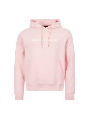 Belstaff Hoodie Logo | 71130543|J61N0133|40059 Primrose Pink | Aphrodite1994