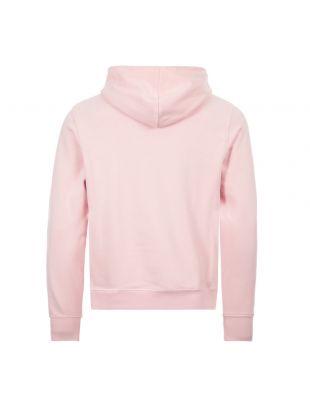 Hoodie Logo  - Primrose Pink