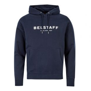 Belstaff Hoodie 71130543 J61N0133 80000 Navy