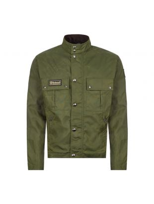 belstaff jacket instructor | 71020828 C50B0608 20122 rifle green