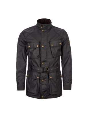 Belstaff Trialmaster Jacket | 71050519|C61N0158 90000 Black