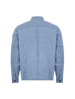 Recon Overshirt - Airforce Blue