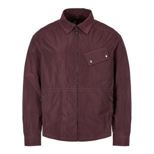 Belstaff Jacket | 71120222 C50N0453 40003 Blackberry